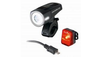 Sigma Sport Lightster USB/Nugget LED juego de iluminación