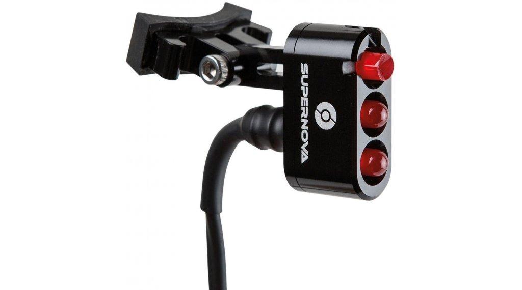 Supernova E3 Tail Light 2 E-Bike Rücklicht Sattelstützenmontage