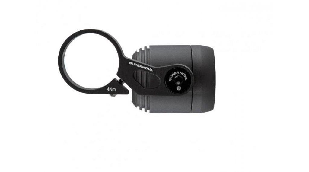 Supernova E3 Pure 3 Dynamoscheinwerfer (StVZO-konform) inkl. Lenkerhalterung schwarz