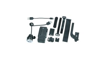 Topeak WhiteLite HP Mega 420 lighting system LED-white