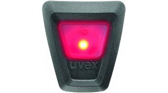 Uvex Plug-in LED 后灯 适用于 头盔