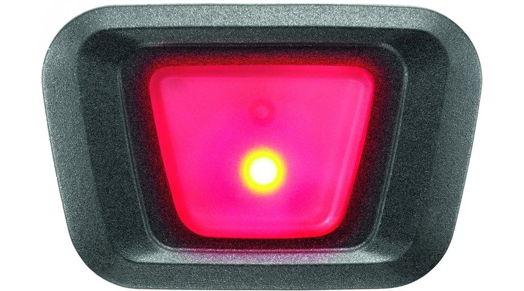 Uvex Plug-In LED Helm-Rücklicht für Finale Visor