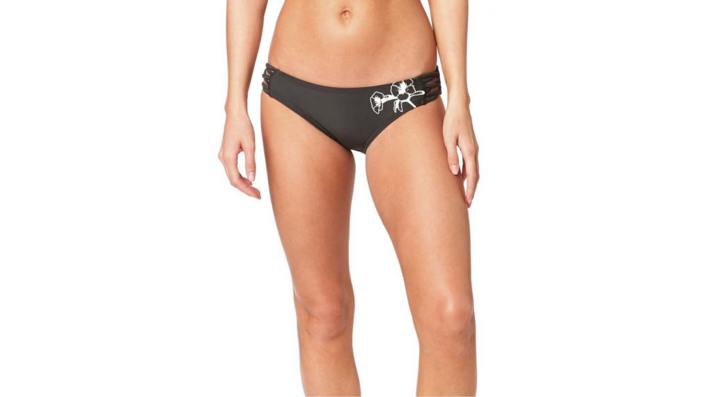 FOX Live Fast dámské Bikini kalhoty velikost S black vintage- Sample