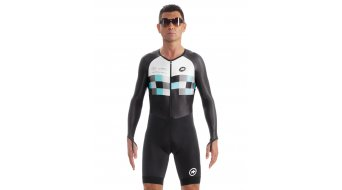Assos CS.worksteamChronosuit S7 time trial skin suite men-time trial skin suite (mille S7- seat pads) blackSeries
