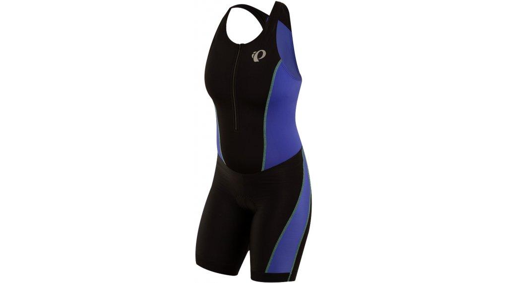 Pearl Izumi Select Pursuit Triathlon Body Damen (TRI-Sitzpolster) Gr. S black/dazzling blue