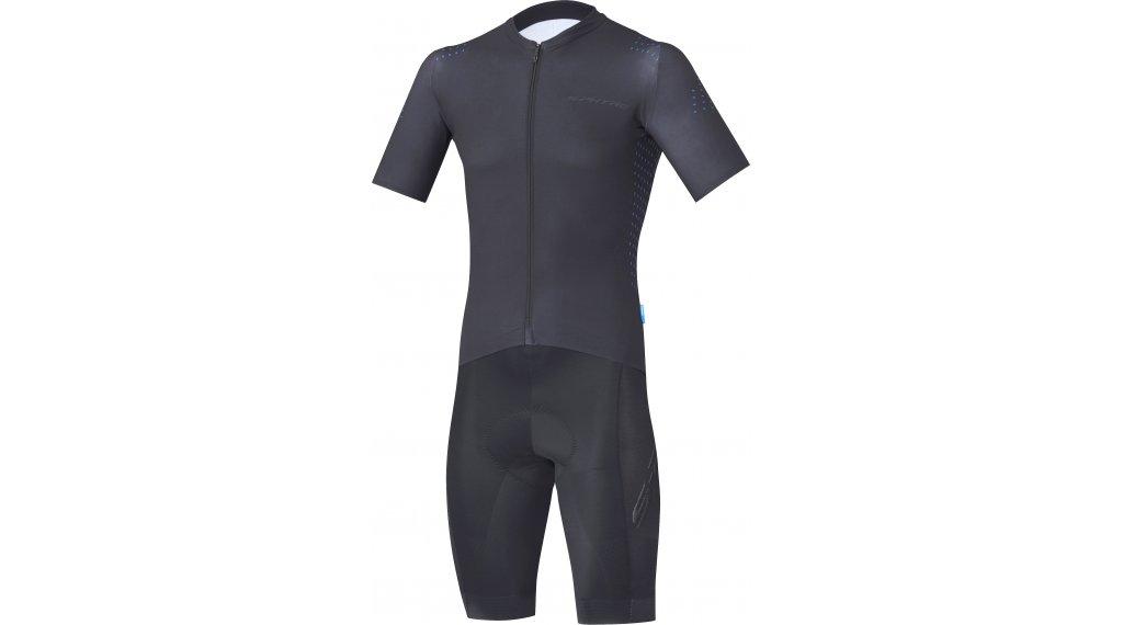 Shimano S-Phyre Racing Skin Suit II Body Herren Gr. L black
