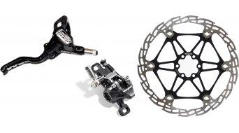 Hope Stealth Race X2 EVO kotoučová brzda 160mm floating black Spider