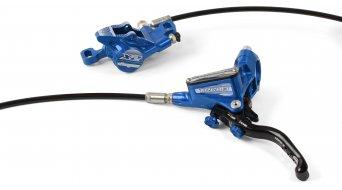 Hope Tech 3 X2 Blue Edition kotoučová brzda sada kolo (bez kotouče a adaptéru)