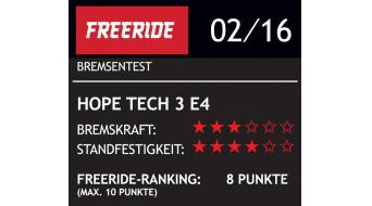 Hope Tech 3 E4 碟刹组 前轮 左 (无 盘 和 转接件)