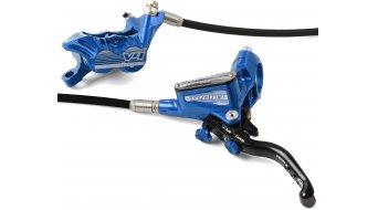 Hope Tech 3 V4 Blue Edition kotoučová brzda sada kolo (bez kotouče a adaptéru)