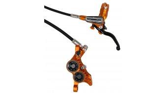 Hope Tech 3 V4 Orange Edition Scheibenbremsen-Kit (OHNE Scheibe und Adapter)