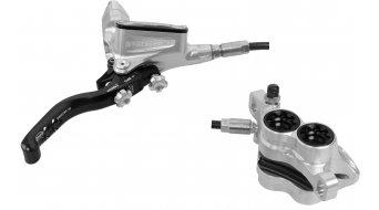 Hope Tech 3 E4 Silver Edition kotoučová brzda sada zadní kolo (bez kotouče a adaptéru)