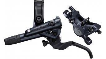 Shimano SLX M7100 I-Spec EV disc brake wheel PostMount (without disc and adapter) (incl. G03S Resin) black