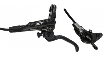 Shimano XT M8000 disc brakes- kit wheel lead G02A-Resin-Pad (without disc and adapter)