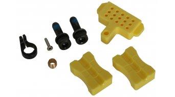 Shimano XT M8000 Scheibenbremsen-Kit HR rechts 1700mm-Leitung G02A-Resin-Pad (ohne Scheibe und Adapter)