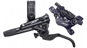Shimano XT M8120 Trail MTB(山地) 碟刹 PM I-Spec EV H03A-Resin-Pad 黑色 (无 盘 & 转接件)