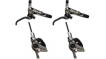 Shimano XTR M9020 Trail set freno a disco anteriore & posteriore (senza disco e adattatore)