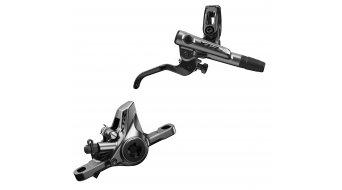 Shimano XTR M9100 XC Scheibenbremse (2-Kolben) VR 1000mm-Leitung ohne Scheibe und Adapter anthrazit/schwarz