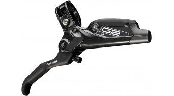 SRAM G2 RS disc brake wheel gloss black A1