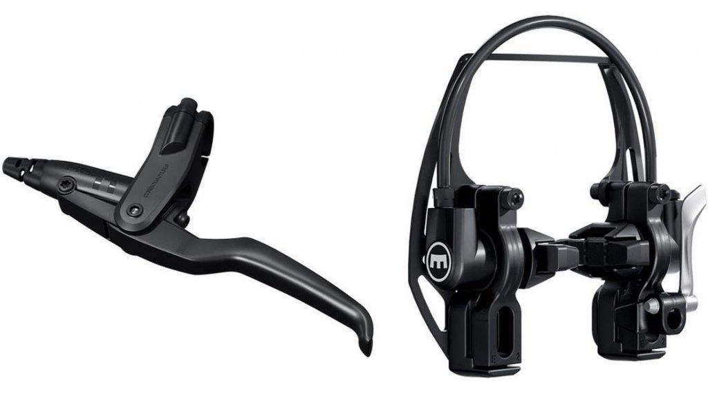 Magura HS11 hydraulische Felgenbremse 3-Finger Bremshebel EVO2 schwarz