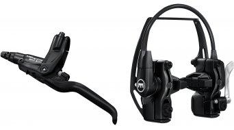 Magura HS22 hydraulische Felgenbremse 3-Finger Bremshebel Easy Mount schwarz