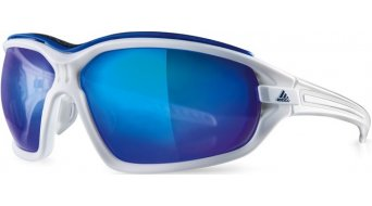 Adidas Evil Eye Evo Pro Brille Gr. S glanzweiß/grey blue