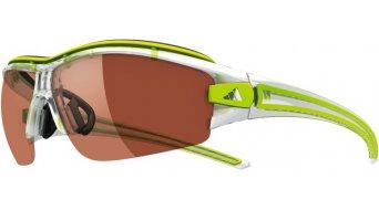 Adidas Evil Eye Halfrim PRO 眼镜 型号 XS cristal 绿色/LST Active+LST Bright