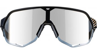CrankBrothers X 100% S2 Sonnenbrille LTD. Edition black/or (hiper mirror lens)