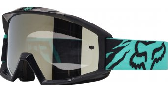 Fox Main Race MX-Goggle verde