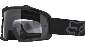 Fox Air Space MX Goggle niños-gafas Youth Matte negro/Clear