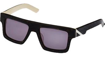 100% Bowen Sonnebrille tamaño unisize negro/beige