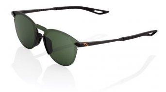 100% Legere Ultra Carbon round Sonnenbrille Gr. unisize matte black (Smoke-Lens)