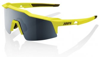 100% Speedcraft Sportbrille 型号 Small soft tact banana (Mirror-lens)