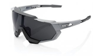 100% Speedtrap Sportbrille 型号 均码 soft tact stone grey (Smoke-lens)