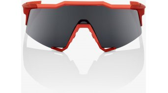 100% Speedcraft Sportbrille 型号 Tall soft tact coral (Mirror-lens)