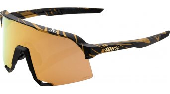 100% S3 lunettes Peter Sagan Limited Edition métallique or flake (Hiper-Lens)