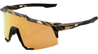 100% Speedcraft Tall lunettes Peter Sagan Limited Edition métallique or flake (Hiper-Lens)