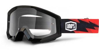 100% Strata Goggle (Anti-Fog clear lens)