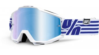 100% Accuri Kinder Goggle (Anti-Fog Mirror Lens)