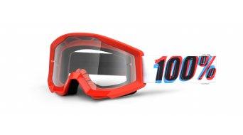 100% Strata 儿童 Goggle 3D (Anti-Fog Clear Lens)