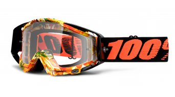 100% Racecraft Goggle (Anti-Fog Clear Lens)