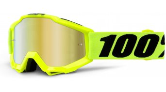 100% Accuri Youth Goggle niños-Goggle (Anti-Fog mirror lens)