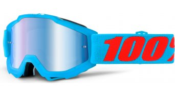 100% Accuri Youth Goggle Kinder-Goggle (Anti-Fog mirror lens)