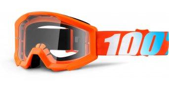 100% Strata bambini Goggle (Anti-Fog Clear Lens)