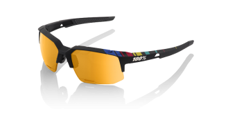 100% Speedcoupe Sport lunettes Sagan Limited Edition soft tact black P1