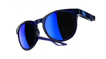 100% Campo Sonnenbrille polished translucent blue (Mirror-lens)