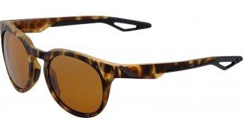 100% Campo Sonnenbrille soft tact (PeakPolar-Lense)