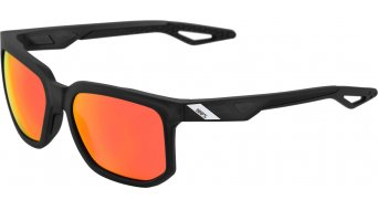 100% Centric HD Multilayer Sonnenbrille matte crystal negro (rojo Hiper-Lense)