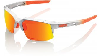 100% Speedcoupe HD Multilayer Sportbrille arc-light (red Hiper-lens)