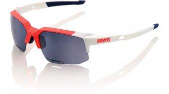 100% Speedcoupe Sport szemüveg soft tact gamma ray (Smoke-Lense)